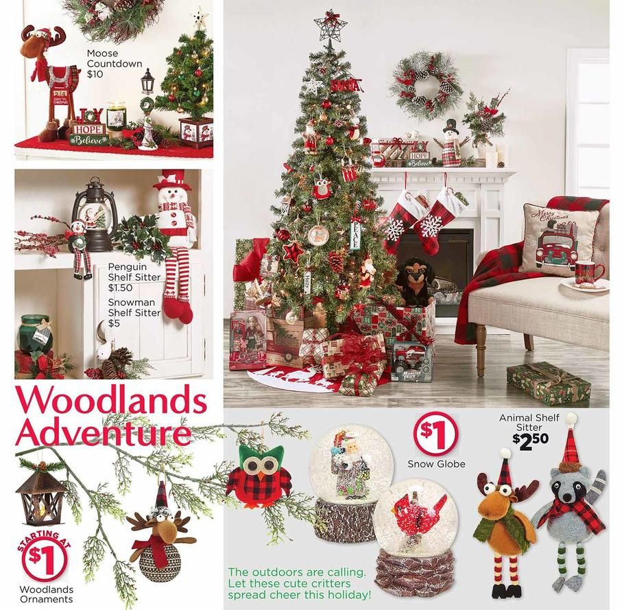 Dollar General Holiday Catalog 2018 Ads and Deals