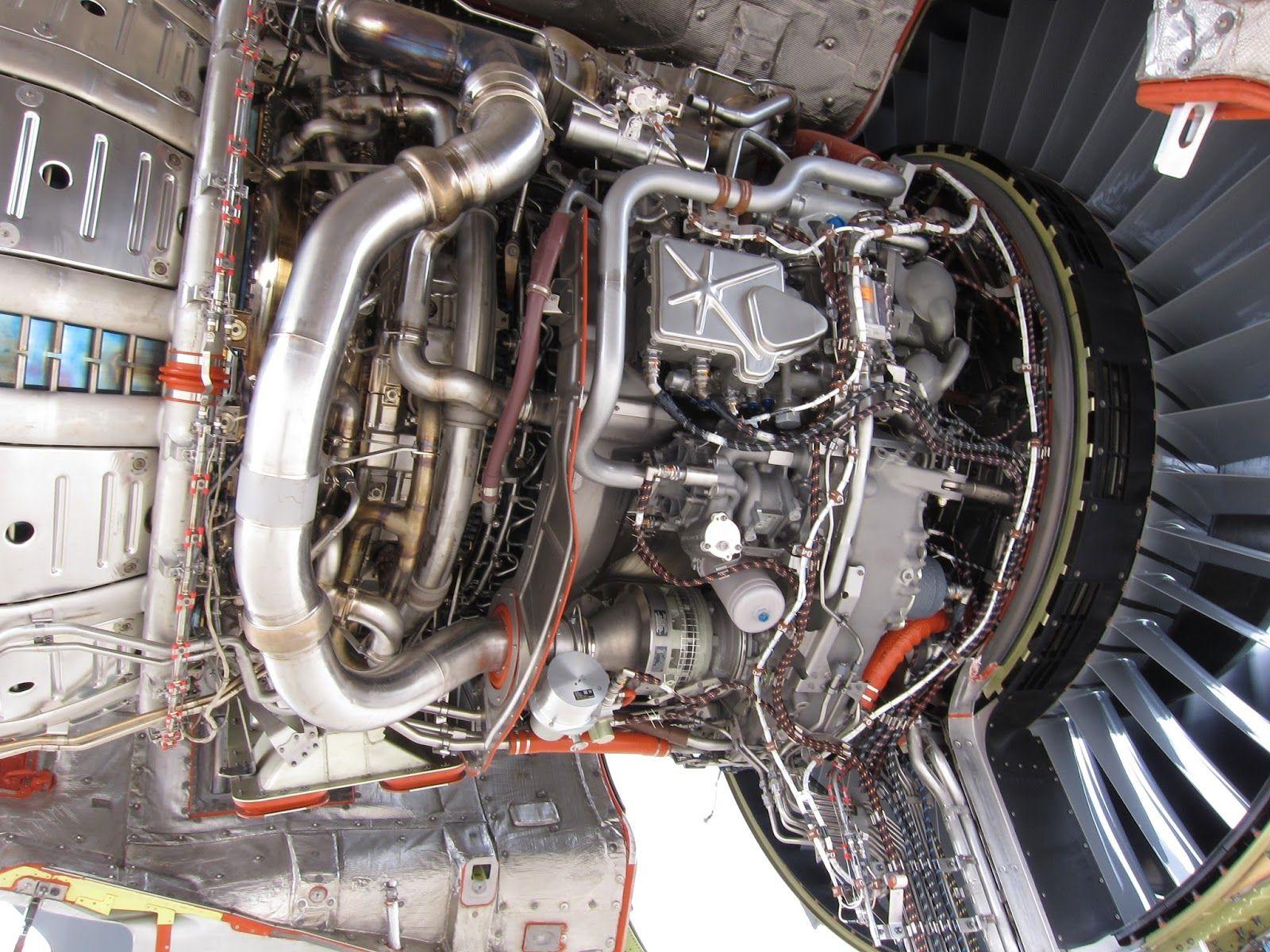 GEnx - Boeing 787 and Boeing 747-8 Aircraft Engine  GEnx-1B