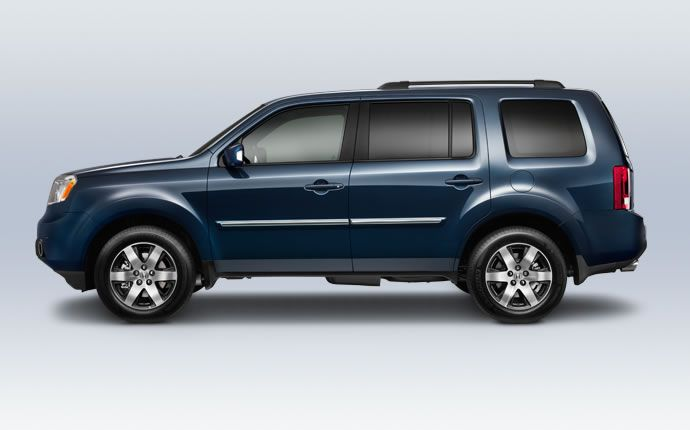 All 2015 Honda Pilot Models Feature Rear Privacy Glass To Help