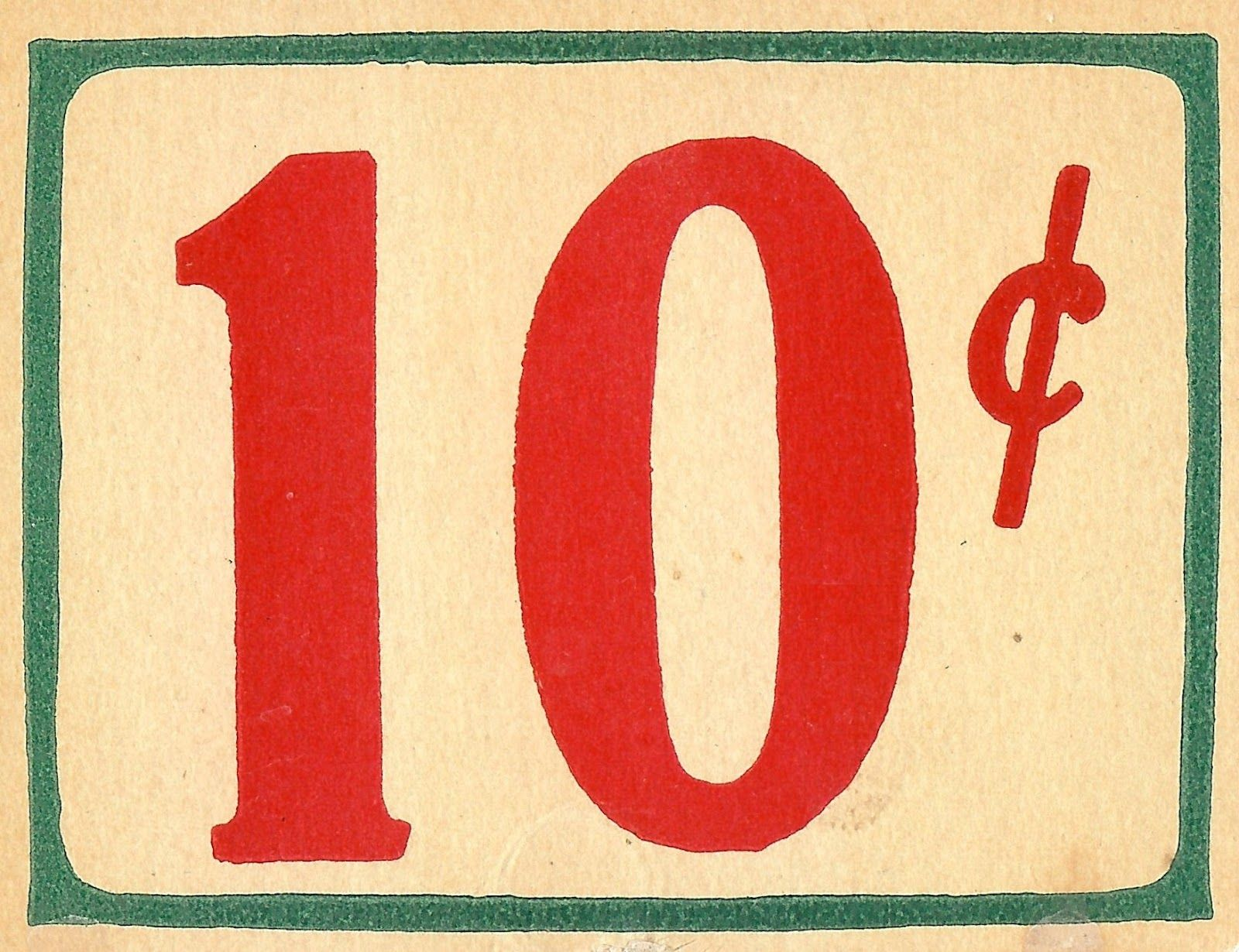 Antique Graphics Wednesday Grocery Store Price Tags And Receipt Vintage Graphics Vintage Printables Graphic
