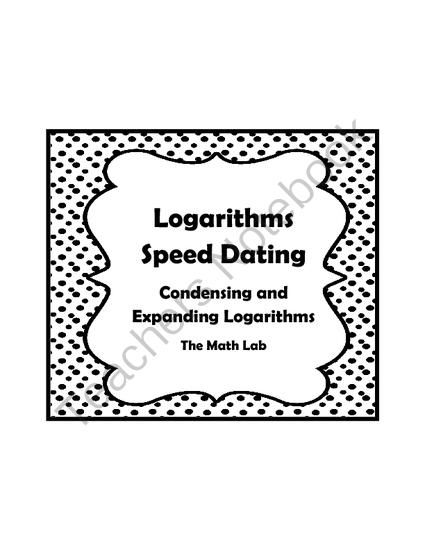 math classroom speed dating I've been using a new review technique with the students in my calculus class – speed dating i wish i could take credit for it, but one of the incredibly creative teachers in the harpeth hall math department, maddie waud, introduced me to it the first time i tried it, i was very pleased with how seriously my.