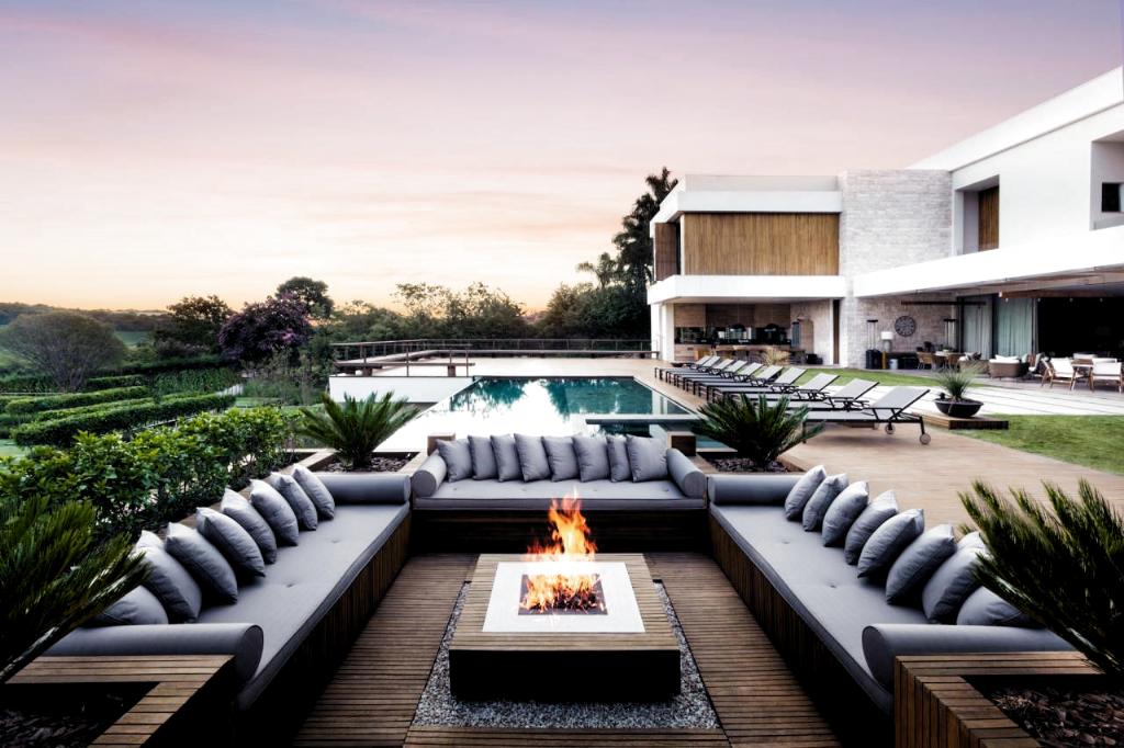 50 Feuerstelle im Freien Ideen, die Ihren Garten verwandeln  #feuerstelle #freien #garten #ideen #ihren #verwandeln