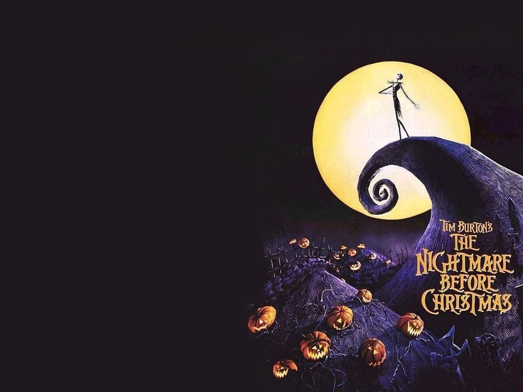 Nightmare Before Christmas Wallpapers HD - Wallpaper Cave | Best ...