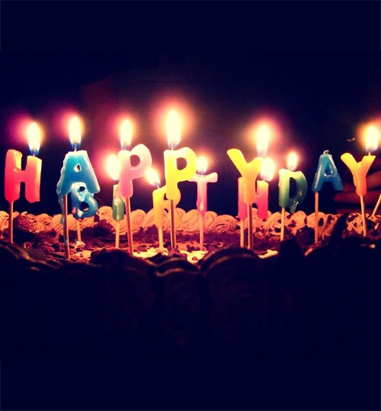 birthday cake :) |   champagne & cupcakes   | Birthday