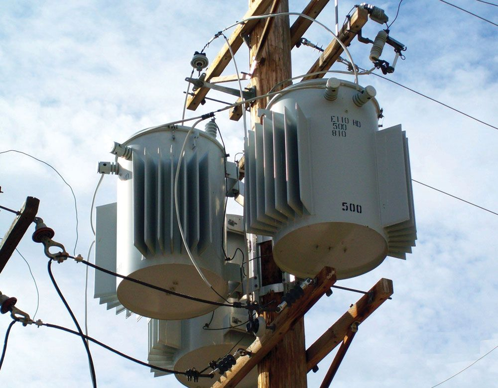 Pin By Steel Poles Otds Ltd On Pole Mounted Transformers
