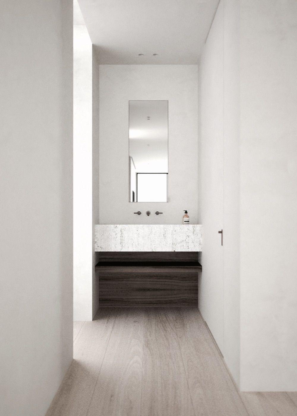Pin von barbara brembs auf inside badezimmer - Inspiration badezimmer ...