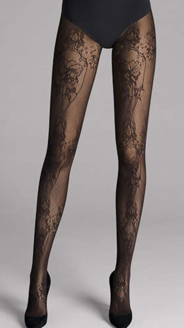7920fbac9 Wolford Net Lace Tights - Shop at www.fashion-tights.net  tights  pantyhose   hosiery  nylons  legs