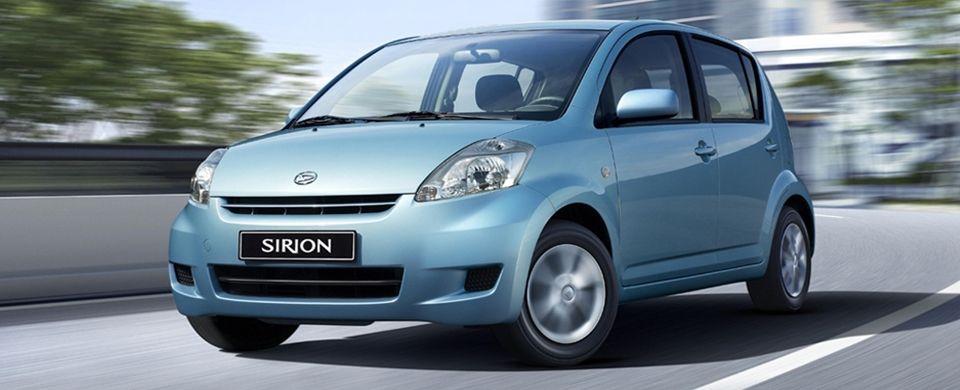 Sirion Daihatsu Cars New Cars For Sale