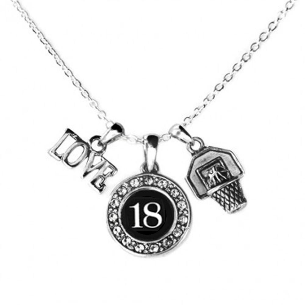 Basketball Gifts Basketball Charm Necklace Basketball She Believed She Could So She Did Jewelry Sportybella Basketball Necklace for Female Basketball Players