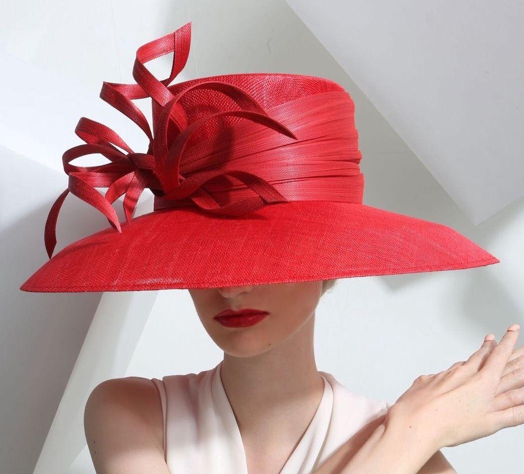 Roter Hut Das Notwendige Accessoire Archzine Net: Pin By Deirdre Anderson On Derby Worthy Hats !!!