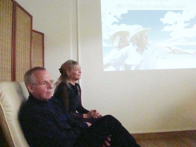 Swiss Med Analytics Ag - Dr. Dirk Wiedbrauck und Marlies Dyk
