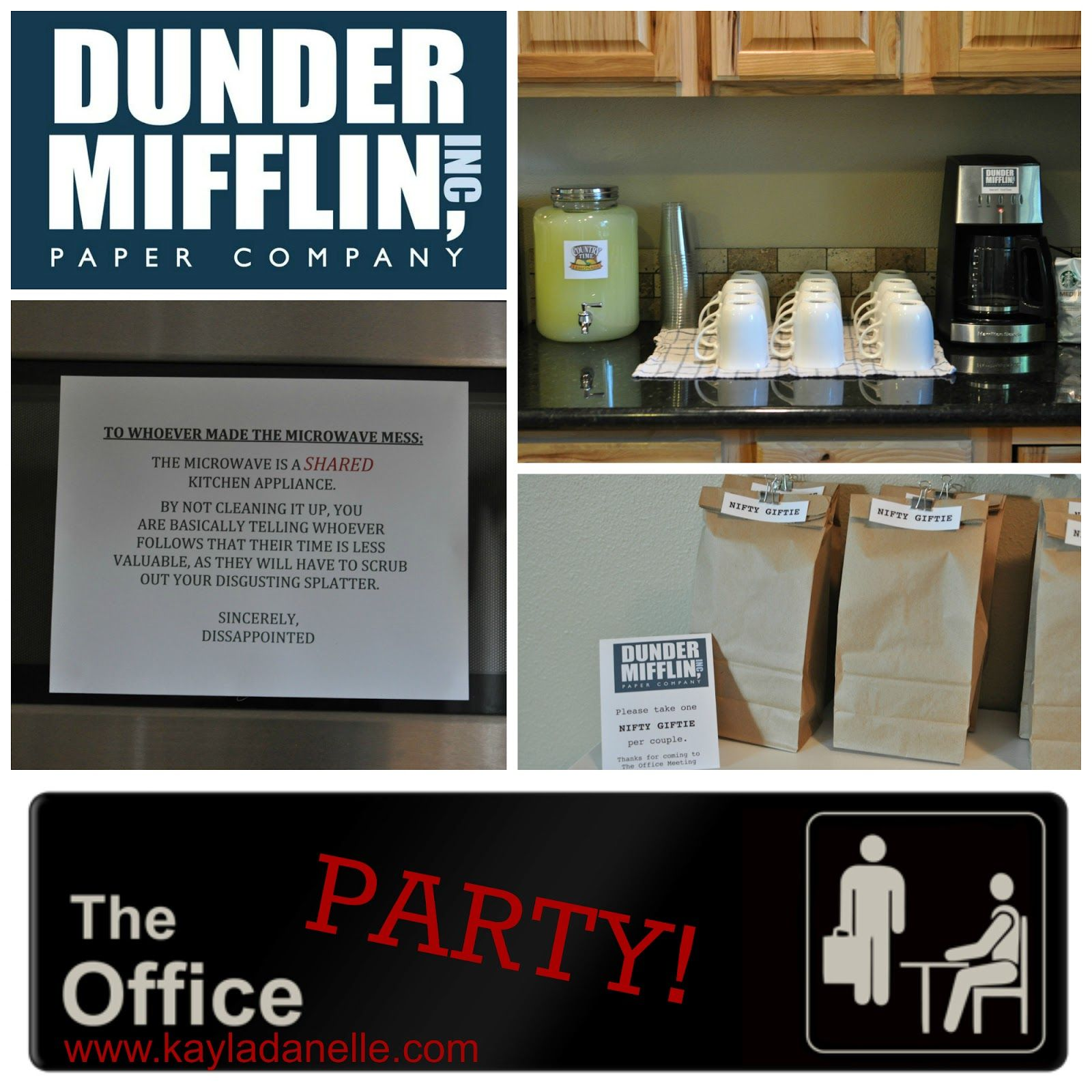 office party theme