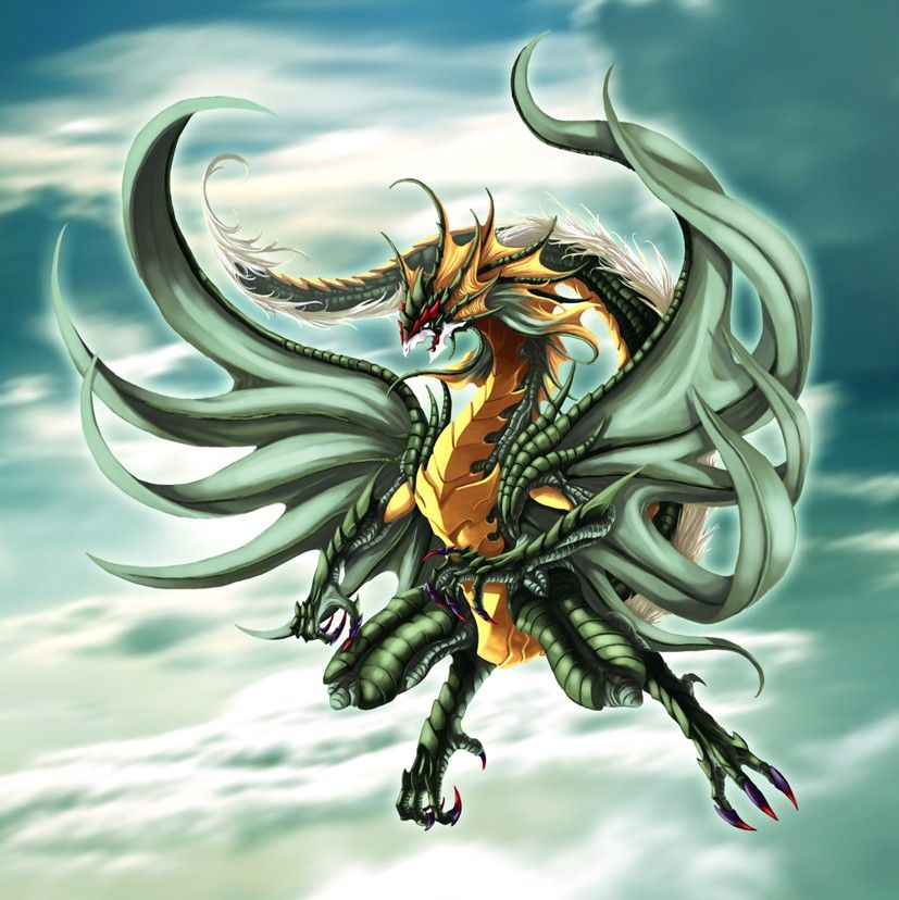 Really Cool Dragons It Is Dragon Wind Or