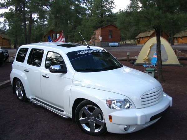 Official Summit White Hhr Pix Only Chevy Hhr Network Chevy