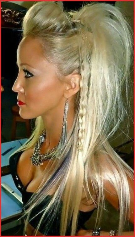 Punk Hairstyles For Long Hair 139851 Punky Hair Isi I I Pinterest Rock Hairstyles Punk Hair Rocker Hair