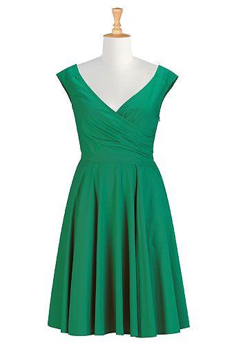 eShakti Savannah dress