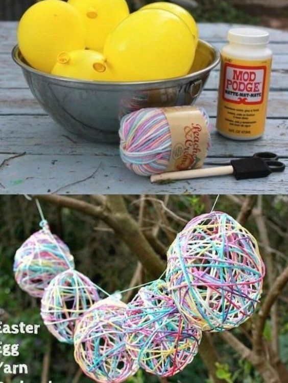 30 DIY Ostern Outdoor Dekorationen  Ostern ist ein Fr  hlingsurlaub  Dies ist au…