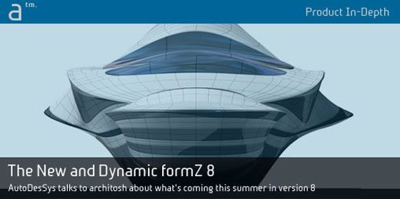 Autodessys Recently Introduced The New Improved Version Of Formz
