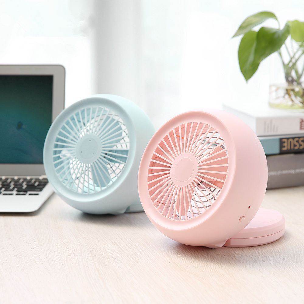 Kawaii Online Store Usb Fans On The Demon S Chest Japanese Cute Round Mini Usb Fans Muting Offic Desk Fan Cute Office Supplies Office Supplies Desk Accessories