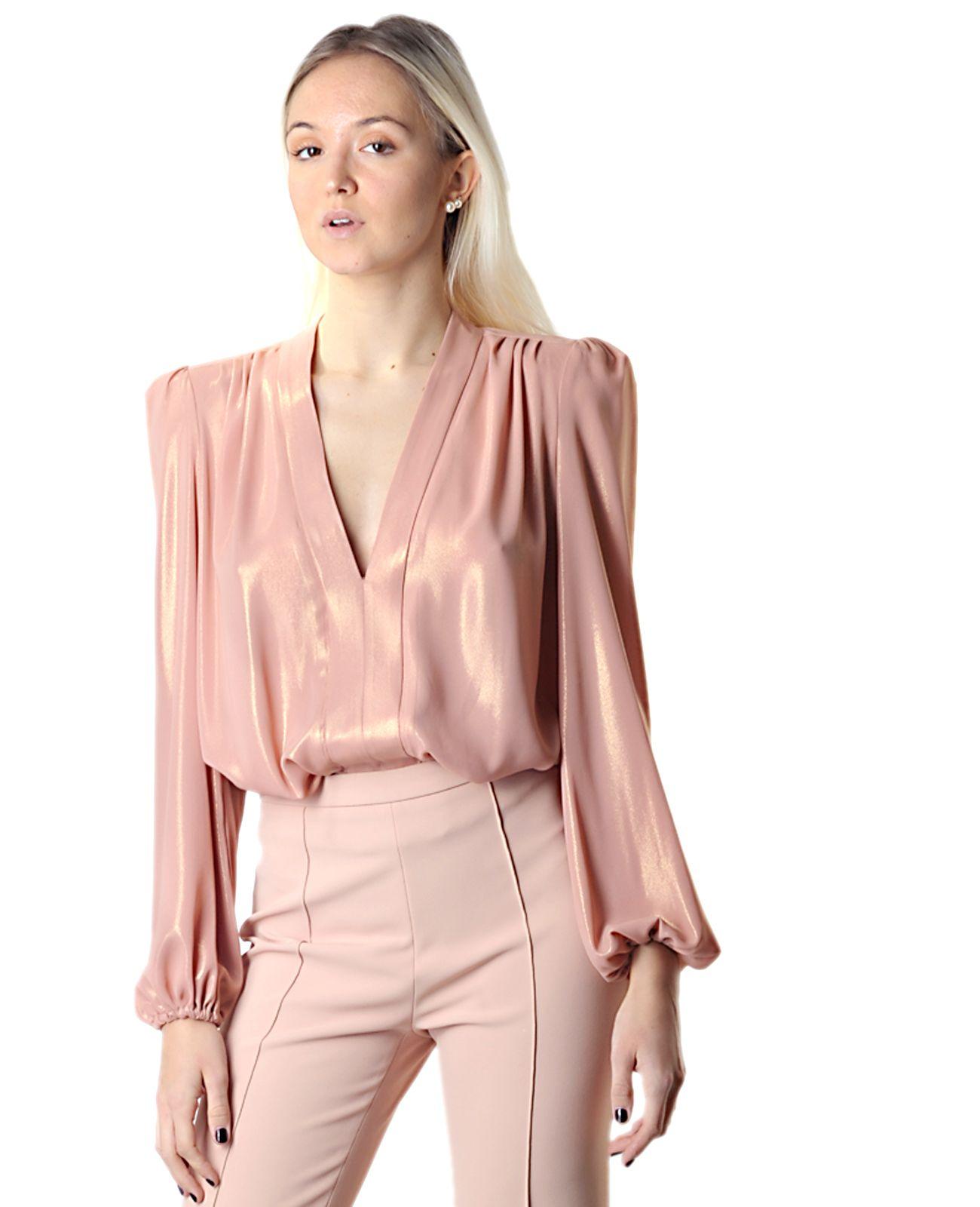quality design 47fec f3289 Body camicia Elisabetta Franchi Body Shirt Elisbetta Franchi ...