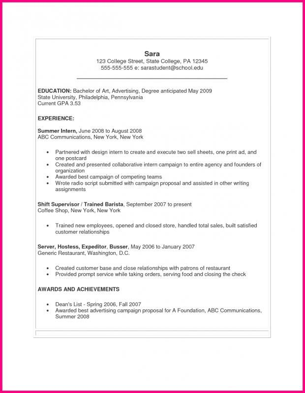 College Recommendation Letter Template | template