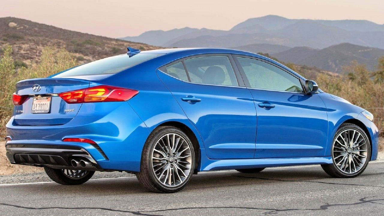 FIRST LOOK 2017 Hyundai Elantra Sport Hyundai cars
