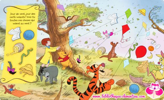 Winnie l'Ourson : Mon premier cherche et trouve