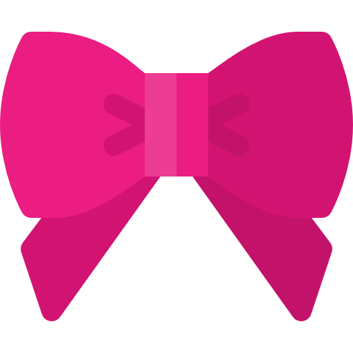 Blue Bow Png Vector