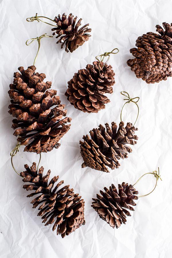 Pi as decoradas para navidad para navidad v as y navidad - Pinas decoradas para navidad ...