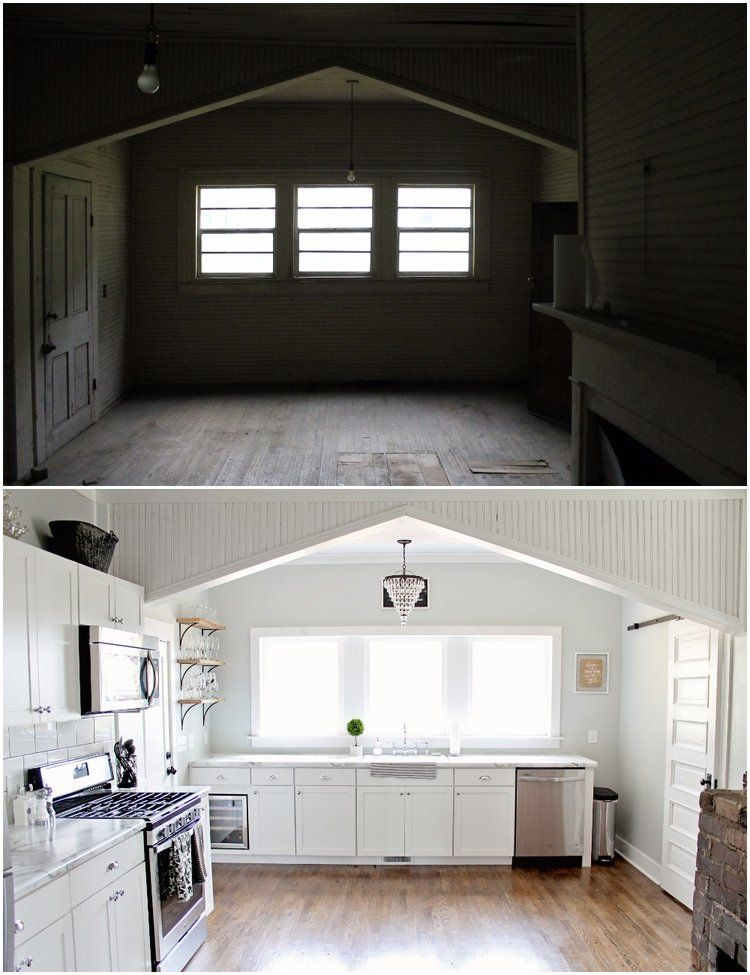 Our Farmhouse Inspired Kitchen for Under 5000 Budget