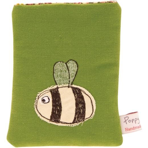 Bee Mobile Phone Case - £17.50 from Jolly Molly