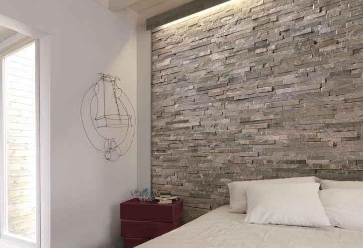 rivestimento quarzite naturale | Idee per la casa | Pinterest ...