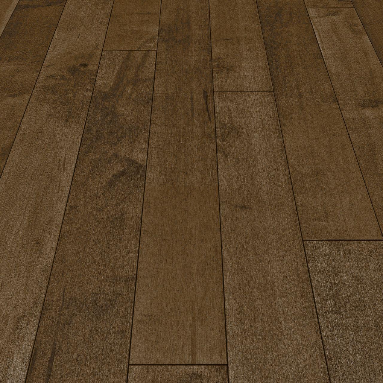 hard maple, truffe, oiled hardwood flooring