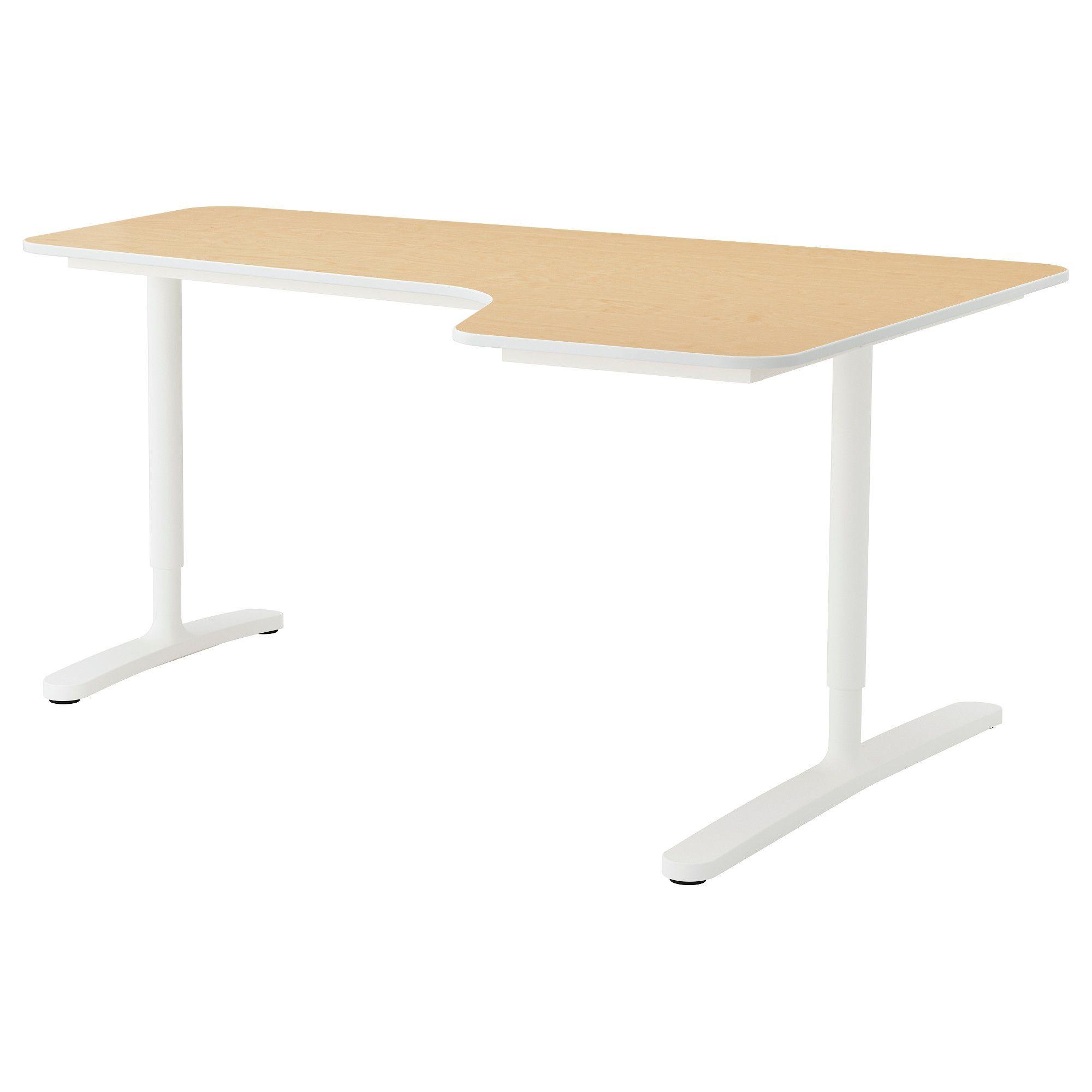 Bekant Office Tables Ikea Ikea Ecktisch Burotisch Und Modernes