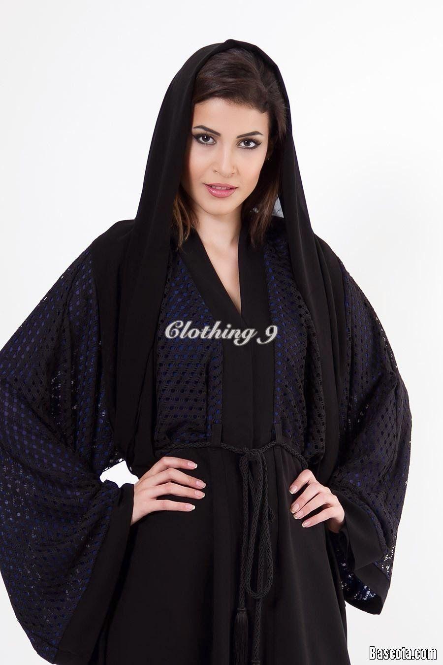 مجلة جمال حواء عبايات خروج سوداء Fashion Clothes Nun Dress