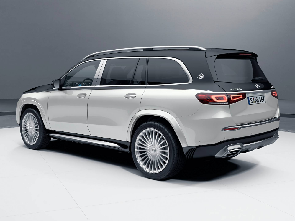 2020 Mercedes Maybach Gls Revealed Looks Like A Chinese Copycat Autoevolution Benz Suv Mercedes Maybach Maybach