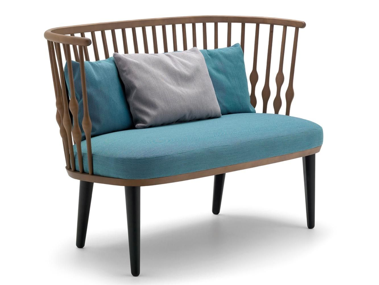 Beech Small Sofa Nub Collection By Andreu World