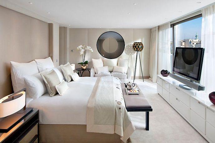 Mandarin oriental hotel modern luxury design in the heart of paris designrulz com