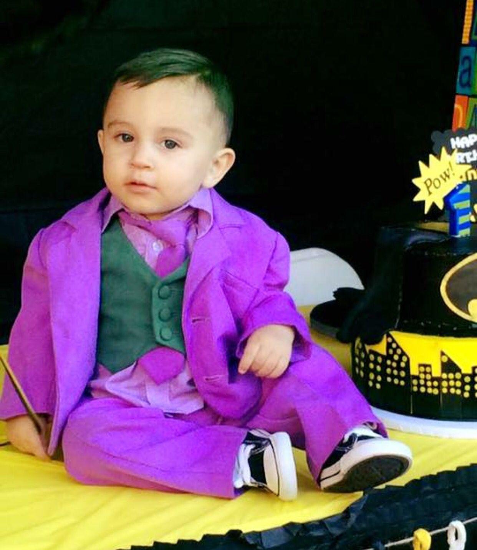 Diy joker costume  sc 1 st  Pinterest & Diy joker costume | Alexandres 3rd birthday | Pinterest | Diy joker ...