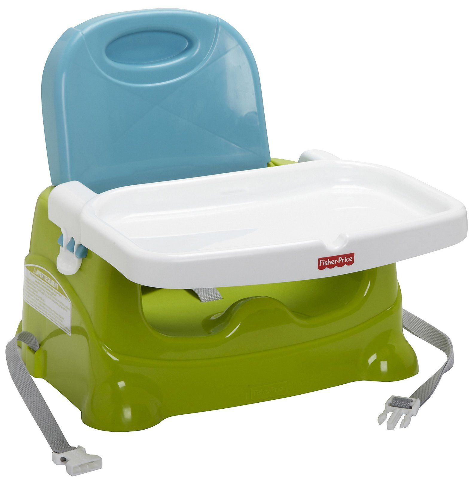 Fisher Price Healthy Care Booster   Green/Blue This Is A Great Portable Seat  To Travel With And To Even Take In Restaurants That May Not Have High Chairs  ...