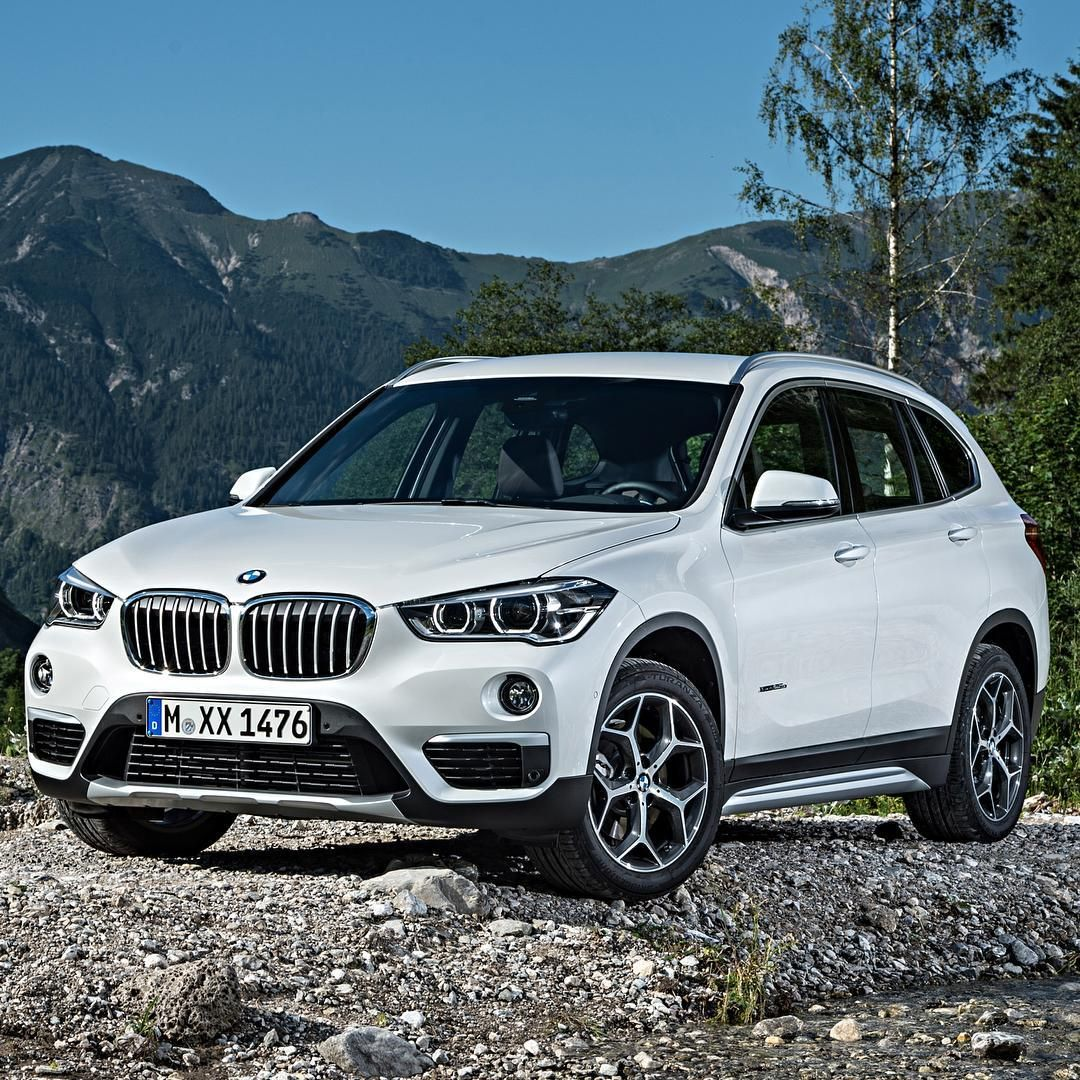 To The End Of The World And Back. The #BMW #X1.