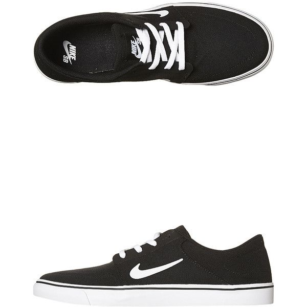 Nike Womens Sb Portmore Canvas Shoe in