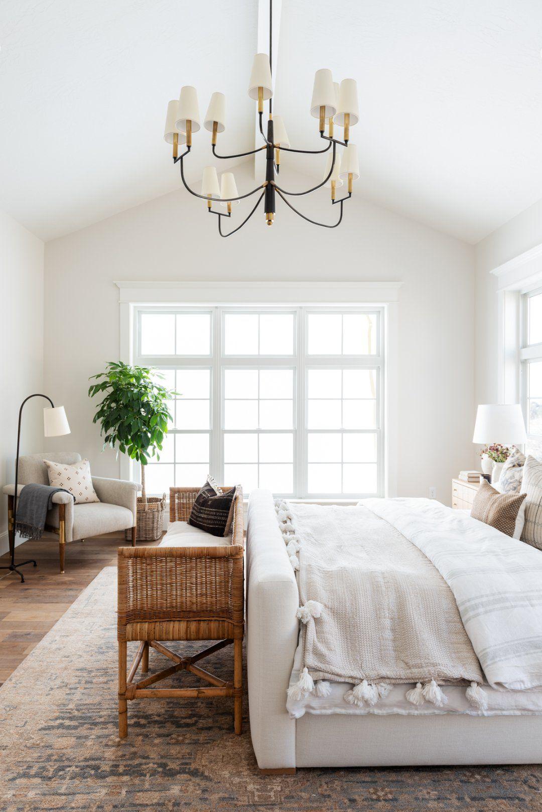 Bedroom Styling Basics Minimalist home interior, Large