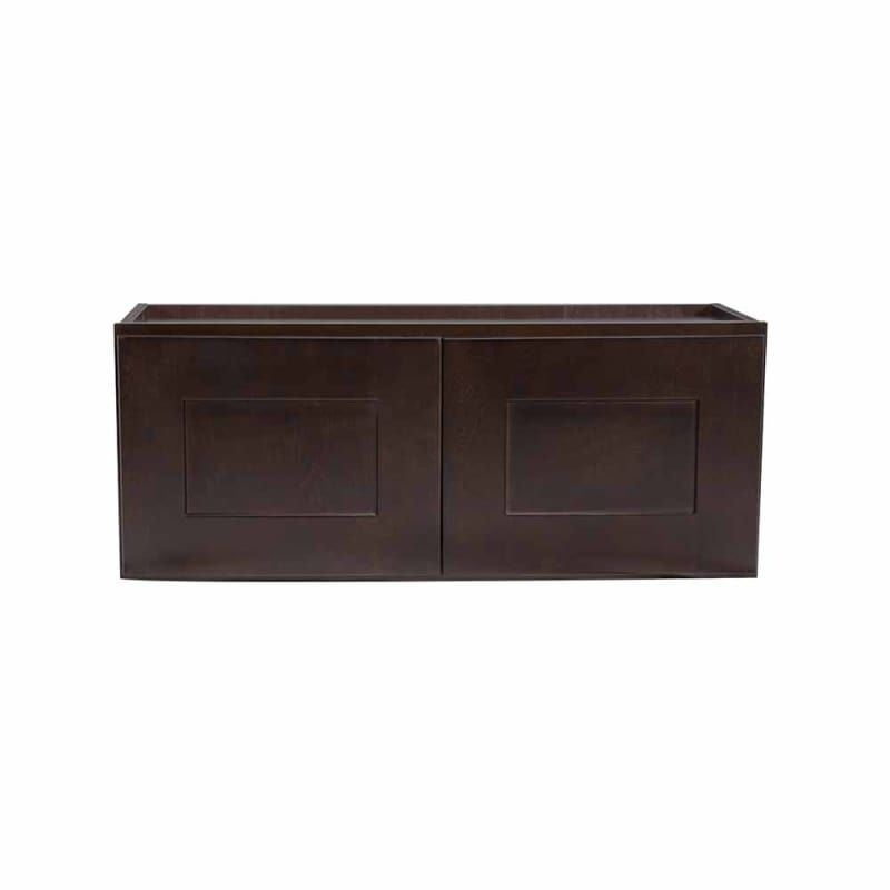 Design House 569186 Brookings 30 Wide X 21 High Double Door Kitchen Cabinet Espresso Kitchen Cabinets Wall Cabinets 30 Inch Kitchen Wall Cabinets Shaker Style Kitchens Kitchen Cabinet Shelves