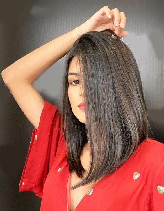 Corte de cabelo bob hair