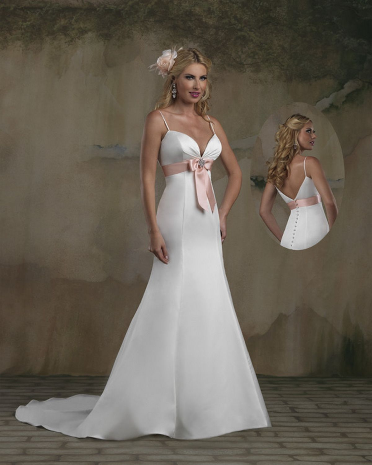 Forever Yours Bridal Gown Style - 4852   dream wedding dresses ...