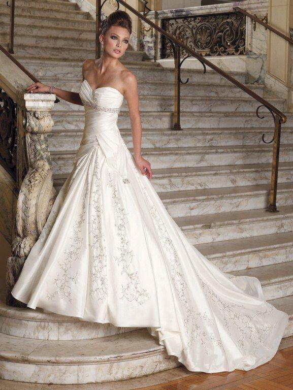 Luxury exquisite bridal gown by Sophia Tolli Gemma | Fab WEDDING ...