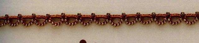 Fazer Crochê: Crochê com Miçangas