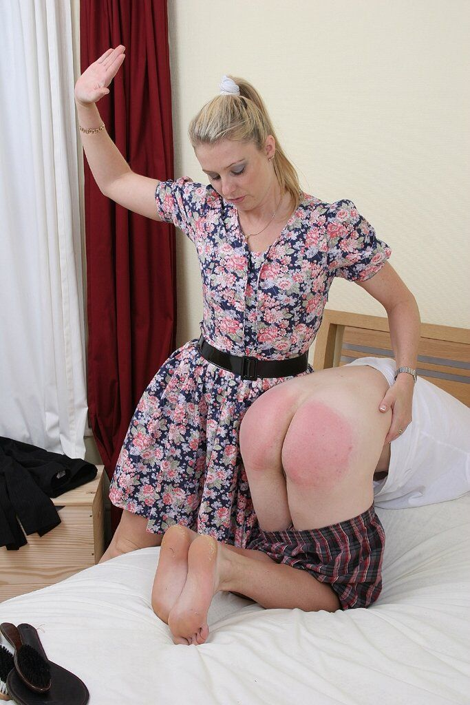 Sheena spank wife s and m