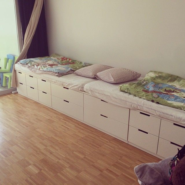 Ikea nordli google search pojkarnas pinterest for Kinderzimmer hacks